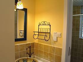 地中海衛生間衛浴設計圖