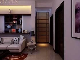 現代客廳設計案例展示