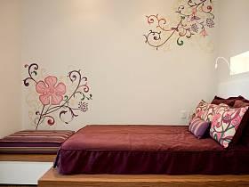 现代卧室案例展示