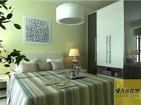 韩式卧室设计方案