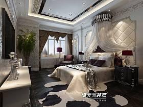 歐式歐式風格臥室裝修效果展示
