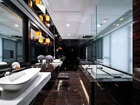 歐式浴室淋浴房案例展示