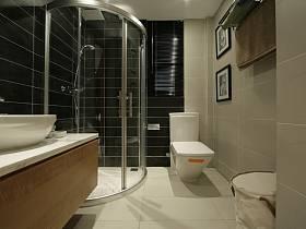 現代現代風格衛浴設計案例展示