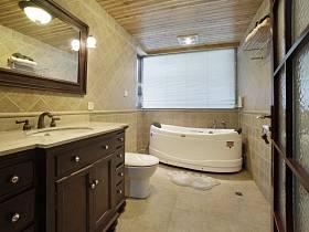 歐式浴室淋浴房裝修案例