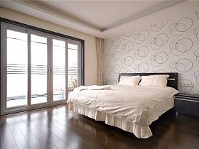 现代卧室跃层案例展示