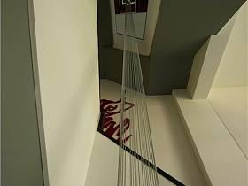 现代跃层楼梯设计方案
