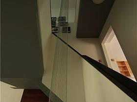现代跃层楼梯设计图