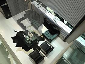 古典客厅跃层设计案例