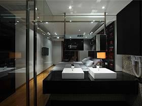 古典臥室躍層設計方案