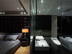 古典卧室跃层装修效果展示