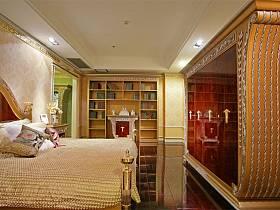 欧式卧室衣柜图片