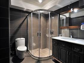 別墅浴室淋浴房設計案例展示