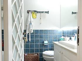 地中海衛生間單身公寓裝修效果展示