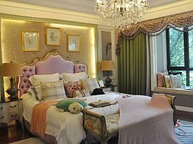 欧式卧室案例展示