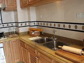 歐式簡歐簡歐風格廚房案例展示