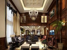 歐式古典歐式古典風格古典風格客廳吊頂圖片