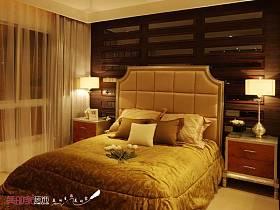 簡歐臥室設計圖