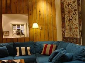 田园田园风格客厅设计案例