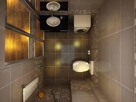 浴室淋浴房装修图