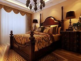 歐式臥室設計圖