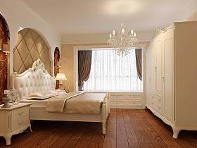 歐式臥室沙發茶幾裝修案例