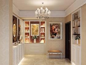 玄關玄關柜設計方案