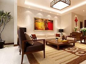 混搭客廳設計方案