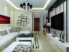 簡歐簡歐風格客廳設計方案