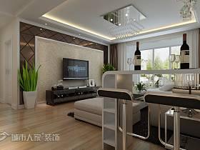 现代简约现代简约简约风格现代简约风格客厅背景墙电视背景墙设计案例