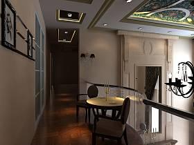 美式美式风格休闲区设计案例展示