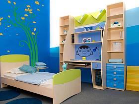 卧室儿童房图片