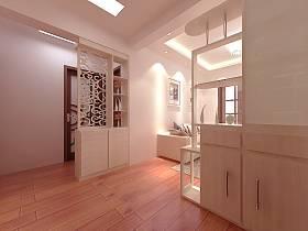 简约玄关玄关柜设计方案