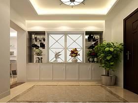 現代簡約現代簡約簡約風格現代簡約風格玄關玄關柜圖片