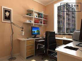 现代简约现代简约简约风格现代简约风格书房设计方案