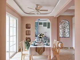 精致餐廳餐桌實木餐桌餐桌椅實木餐桌椅椅設計案例展示