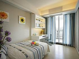 现代简约卧室收纳装修案例