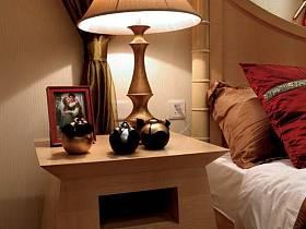 中式臥室設計案例