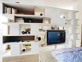 客厅卧室隔断背景墙电视背景墙设计方案