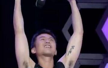 跑男队长 邓超手臂个性纹身